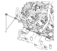 Engine wiring harness assembly installation