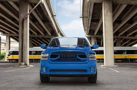 2018 Ram Color Chart Color Your World 2018 Ram 1500 Hydro Blue Sport