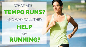 What Are Tempo Runs And Why Will They Help My Running