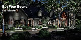 types of landscape lights