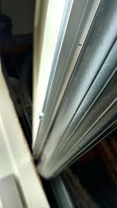 sealing garage door gaps