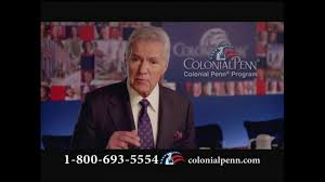 colonial penn tv commercial life long coverage featuring alex trebek ispot tv