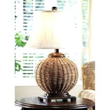 wicker table lamp rattan floor lamp rattan floor lamp simple wicker table lamps on outdoor wicker