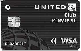 chase united club infinite card 2020