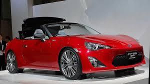 2014 Toyota 86 Convertible on wish list - YouTube
