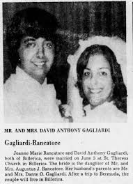 Mr. and Mrs. David Anthony Gagliardi - Newspapers.com