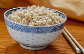 brown rice in a bowl. Simple Bowl Brown Rice In A Bowl For Rice In A Bowl F