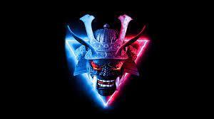 Neon Samurai Wallpaper 4k Pc - Novocom.top