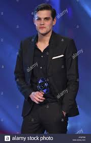 Marl, Germany. 31st Mar, 2017. Actor Benjamin Lillie at the 53rd ...