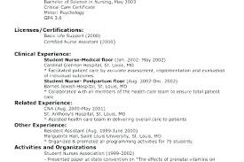 Resume One Page Lpn Resumes Examples Resumes Examples Of Sample Resume One Page For