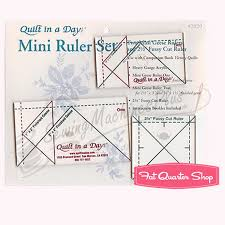 In a Day Mini Geese Ruler Set By Eleanor Burns QD-2020 & Quilt In a Day Mini Geese Ruler Set By Eleanor Burns QD-2020 Adamdwight.com