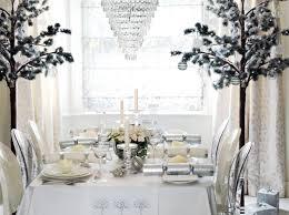 Image Of: Winter Wonderland Table Decorations