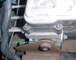 repairing abs problems on older cars youfixcars com electronic brake control module pictures