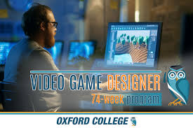 Video Game Designer Years Of College
