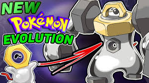Pokemon Kalos Evolution Chart Meltan Melmetal Pokemon Evolution Tree How Every New Pokemon Evolves Lets Go Pikachu Eevee