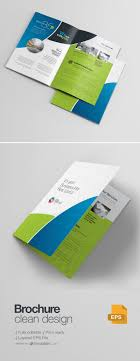 Freepiker | Corporate Clean Bifold Brochure