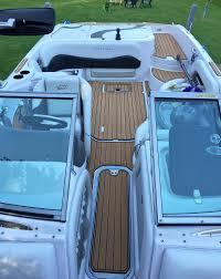 Formula BR With Flexiteek Marine Decking Power Boats - Exterior decking materials