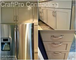 New Jersey Kitchen Cabinets Cainet Painting Refinishing By Craftpro Photo Gallery