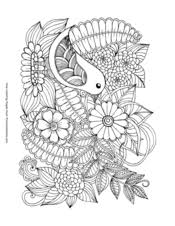 Color spring coloring pages pictures and sheets. Spring Coloring Pages Free Printable Pdf From Primarygames