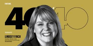 Lindsey Finch   2020 40 under 40 in Tech   Fortune