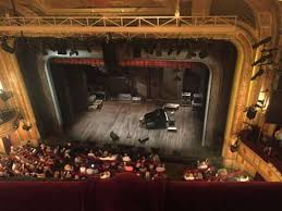 William Kerr Theatre Seating Chart Walter Kerr Theatre Section Balcony R