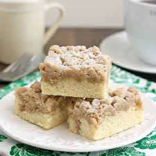Image result for new york style crumb cake