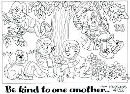 Free Sunday School Coloring Pages Showideeinfo
