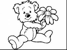 Flower Coloring Pages Dr Odd And Page - diaet.me