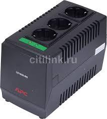 Купить <b>Стабилизатор</b> напряжения <b>APC Line</b>-<b>R LS1000</b>-<b>RS</b> в ...