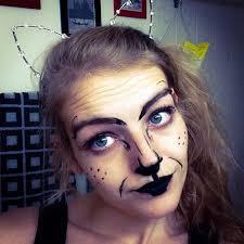 cat makeup for brown eyes