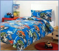monster truck bedding set jam full duvet cover uk monster truck bedding