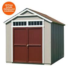 Small Picture Sheds Sheds Garages Outdoor Storage The Home Depot
