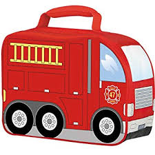 <b>Thermos Novelty</b> Soft Lunch Kit - Firetruck: Amazon.in: Home ...