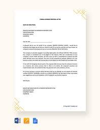33 Proposal Letter Templates Doc Pdf Free Premium