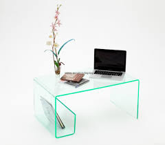 acrylic lucite coffee table