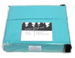 camping sheet set camp cot sheet sets