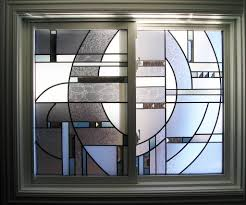 the glass work done on glass doors may be opaque or semi transpa depending on practical use of glass