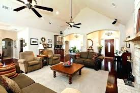 best ceiling fans for vaulted ceilings living trendy ceiling fans for high ceilings large recessed lighting