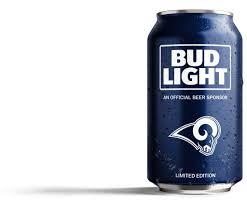 Custom Bud Light Cans Nfl Fans Bud Light Custom Team Cans Returning For The 2016