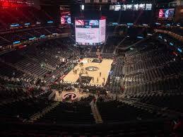 State Farm Arena 3d Seating Chart Atlanta Hawks Seating Chart Map Seatgeek