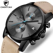 2020 <b>Men Watch</b> CHEETAH Brand <b>Fashion Sports</b> Quartz <b>Watches</b> ...