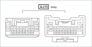 2005 tundra audio wiring diagram wire center \u2022 7 Pin Trailer Wiring Diagram at 2004 Toyota Tundra Trailer Wiring Diagram