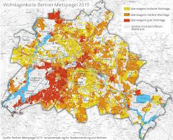 Berlin ist das erste bundesland, dass dem mietendeckel in berlin: Mietspiegel 2019 In Berlin Mieten Steigen Aber Nicht Mehr So Schnell Berliner Morgenpost