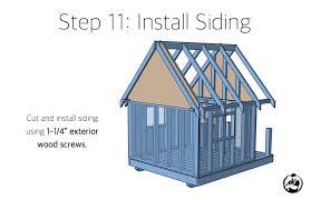 diy playhouse plans step 11