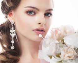 elegant makeup with makeup techniques with bridal makeup bridal makeup looks smokey eye brown eyes pictures