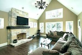 tv over fireplace where to put components mounting a over a fireplace how to mount over