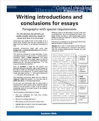 essay example samples in word pdf essay introduction example