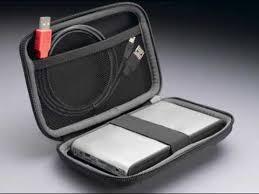 Case Logic PHDC Portable Hard Drive - YouTube
