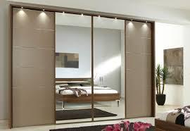 wardrobe sliding mirror wardrobe lighting bedroom