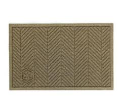 andersen mats 2241 3 5 170 waterhog eco elite fashion entrance mat 3 x 5 ft black smoke